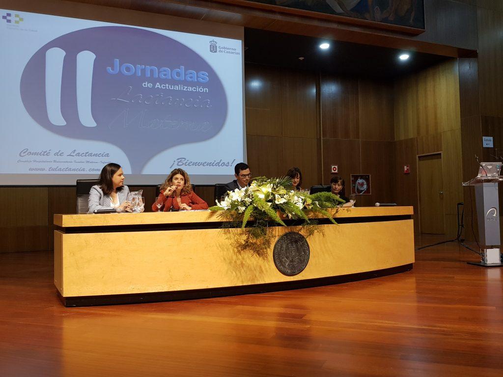 JORNADAS DE LACTANCIA MATERNA